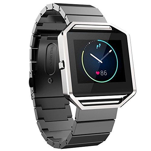 FOTOWELT Fitbit Blaze Banda de Reloj, Lujo