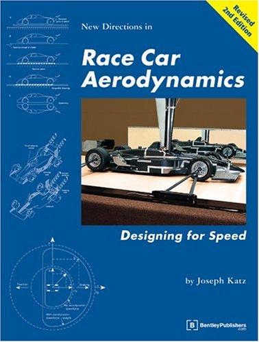 Race Car Aerodynamics: Designing for Speed (Technical (including tuning & modifying)) por Joseph Katz