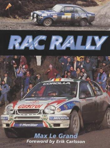 The RAC Rally por Max Le Grand