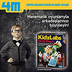 4M - Math Magic, juguete educativo (004M3293)