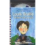 Louis Braille, l'enfant de la nuit (1 livre + 1 CD audio)