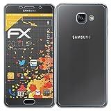 atFolix Schutzfolie für Samsung Galaxy A7 (2016) Displayschutzfolie - 3er Set FX-Antireflex blendfreie Folie