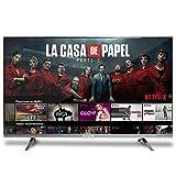 "Aiwa LED325HDSMART - HD LED 32"" (81cm), Smart TV, WI-FI, USB, Verknüpfung zu YouTube und Netflix."