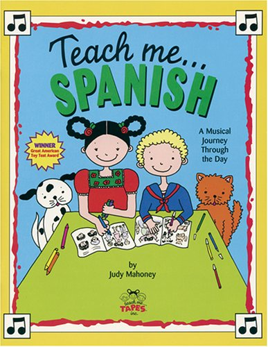 Teach Me Spanish (Teach Me Series) por Judy Mahoney