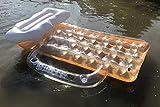 BUSDUGA 2685 Bierkrug-Luma - Luftmatratze mit 2 Becherhalter