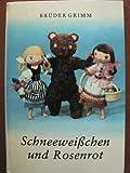 Schneeweißchen und Rosenrot Ein Beschäftigungsbuch zur Selbstanfertigung der Puppen und Szenerien