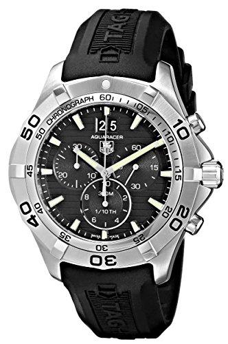 TAG Heuer Aquaracer Chronograph Quartz Grande Date CAF101E.FT8011