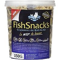 FishSnack's, Aperitivo local (Original) - 12 de 150 gr. (Total 1800 gr.)