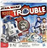 Star Wars Trouble Board Game