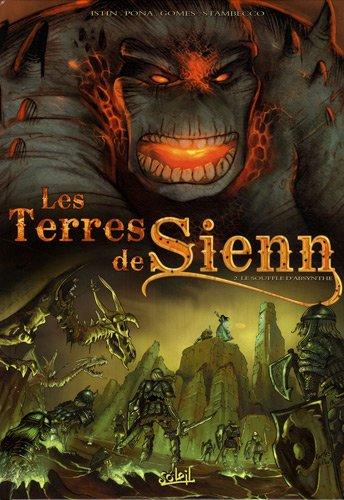 Les terres de Sienn, Tome 2 : Le souffle d'Absynthe