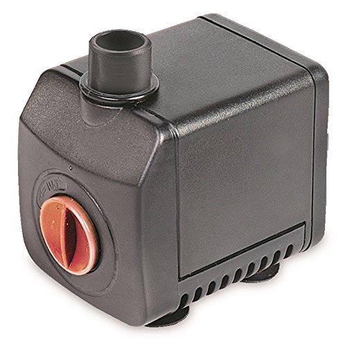 Seliger fontaine pompe 400 sans alimentation et sans entre Interrupteur sans éclairage