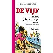 De vijf en het geheimzinnige spoor / druk 1: 3 CD Luisterboek voorgelezen door Adeline van Lier