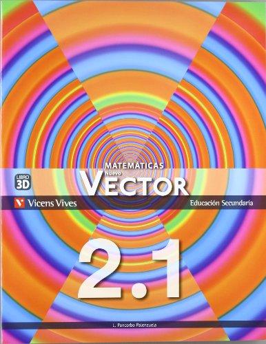 Nuevo Vector 2 (2.1-2.2-2.3) Trimestralizado - 9788468202914