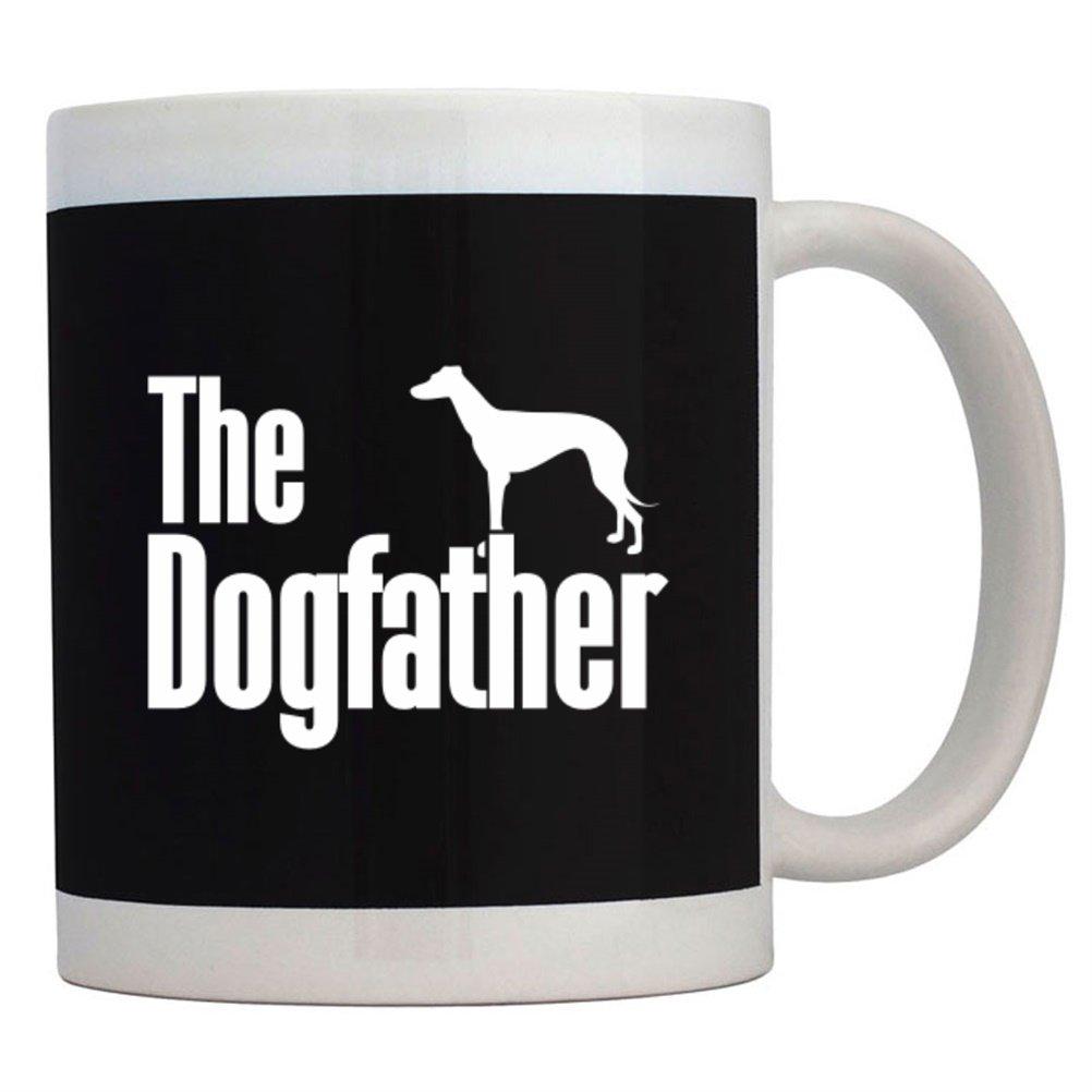 Teeburon The dogfather Greyhound Tazza