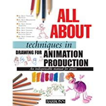 All about Techniques in Drawing for Animation Production: