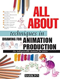 All about techniques in drawing for animation production par Sergi Camara