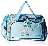 GMMH XXL 3 tlg Baby Farbe blau Wickeltasche Pflegetasche Windeltasche Babytasche Reise Farbauswahl