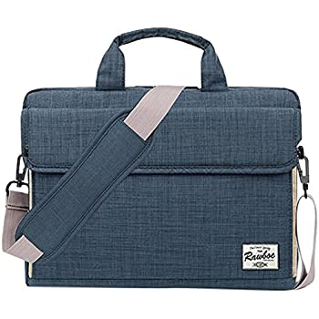 c75690e3f0 Sacoche pour ordinateur portable 17–43,9 cm Rawboe Tissu Oxford Portable  Housse pour