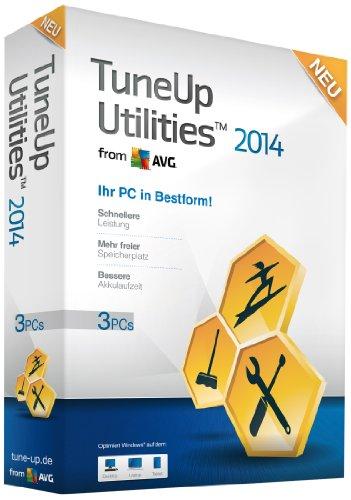 Preisvergleich Produktbild TuneUp Utilities 2014 - 3-Platz