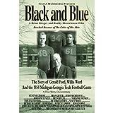 Michigan Wolverines-Black & Blue [Import USA Zone 1]