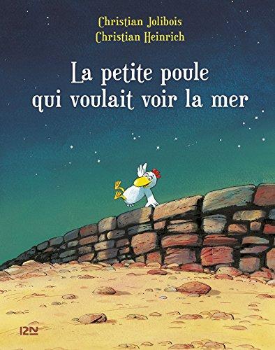 Les P'tites Poules - La petite poule qui voulait voir la mer (French Edition)