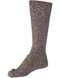 BIRKENSTOCK Rio Socks Herren Socken, Braun, Größe 39-42