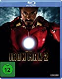 Iron Man 2 [Blu-ray] -