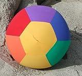 LUFTMATZ-Luftballonhülle, Baumwolle Durchm. ca. 33cm -6-farbig