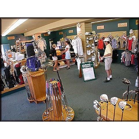 Golf Pro Shop Start Up Sample Business Plan NEW! (English Edition)