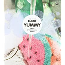 Creative Bubble Yummy: Lustige Spülschwämme häkeln