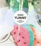 Creative Bubble Yummy: Lustige Spülschwämme häkeln creative bubble Lustige Spülschwämme häkeln mit Creative Bubble von Rico Design