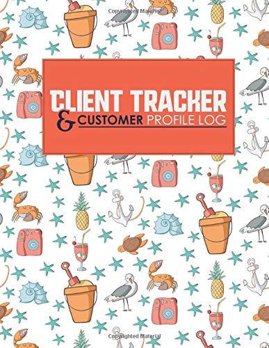 Client Tracker & Customer Profile Log por Rogue Plus Publishing
