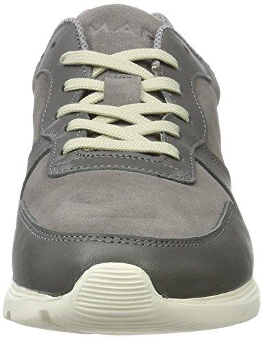 Marc Shoes Ibiza, chaussons d'intérieur homme Gris