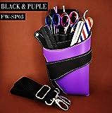 Ciseaux de coiffure Outil Ciseaux support ceinture/ceinture Cisailles Pochette Sac
