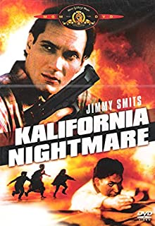 Kalifornia Nightmare (80th Cult) (DVD) by Jimmy Smits