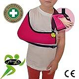 Cabestrillo brazo/hombro ajustable. SÚPER CONFORTABLE. ANTI-SUDOR,...