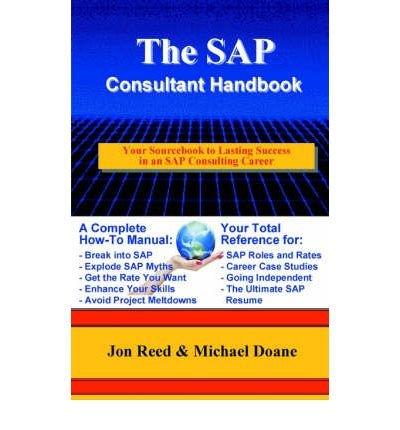 (THE SAP CONSULTANT HANDBOOK ) BY REED, JON{AUTHOR}Paperback par Jon Reed