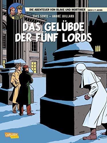 Das Gelübde der fünf Lords (Blake & Mortimer, Band 18) Blake Oxford
