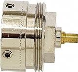 Adapter für Danfoss RAVL 26mm Ventile auf M 30 x 1,5 Schraubgewinde