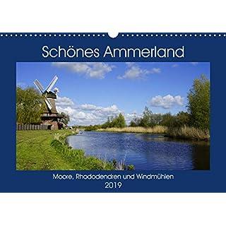 Schönes Ammerland (Wandkalender 2019 DIN A3 quer)