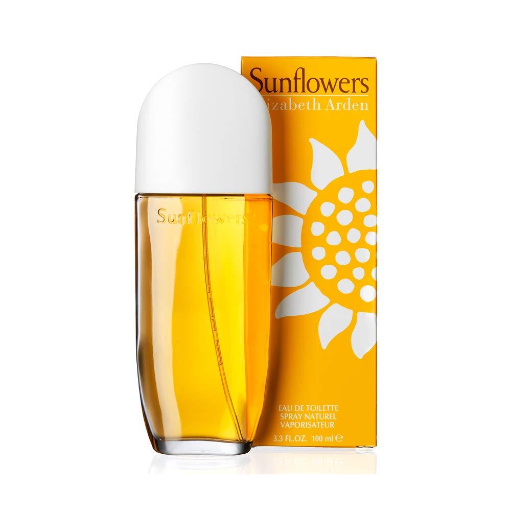 Elizabeth Arden - Sunflowers - Agua De Tocador Vaporizador, 100 ml