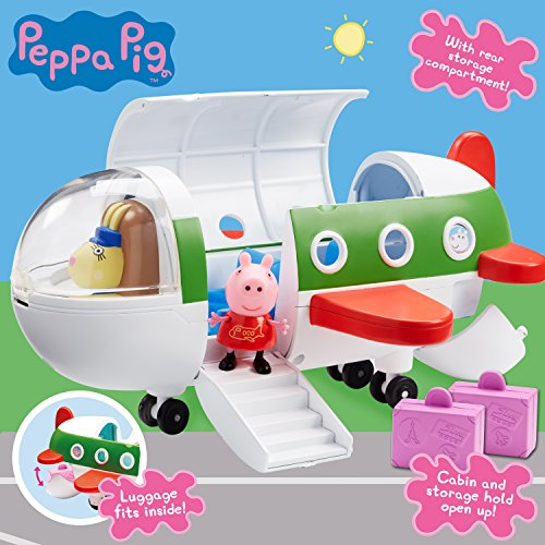"Image of Peppa Pig 06227 ""Air Peppa Jet"" Figure"