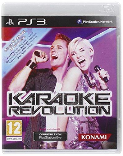 KARAOKE REVOLUTION (Revolution Für Playstation 3 Karaoke)