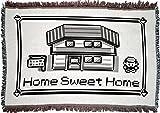 GG Promo Pokémon Home Sweet Home - Couverture tissée HD Gris
