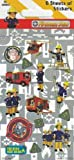 Paper Projects Fireman Sam Party Pack Stickers