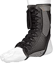 Shock Doctor 849-01-34 Ultra Gel Lace Ankle Support, Multi Color