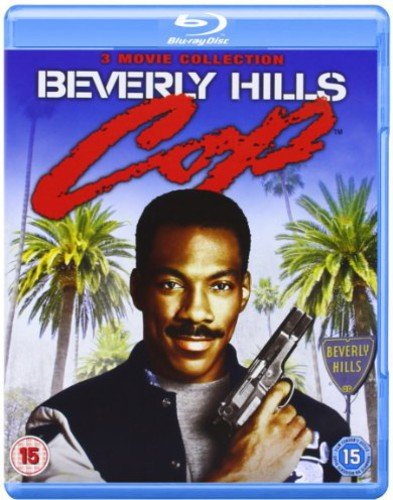 Beverly Hills Cop: Triple Feature [Blu-ray] [Region Free]