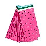 10 Gastgeschenk-Papiertüte im Wassermelonen-Design