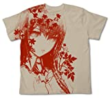 STEINS; GATE Kurisu T-shirt beige chiaro Taglia: M (japan import)
