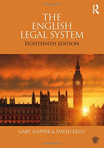 The English Legal System: 2